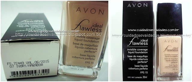 Base Ideal Flawless Avon