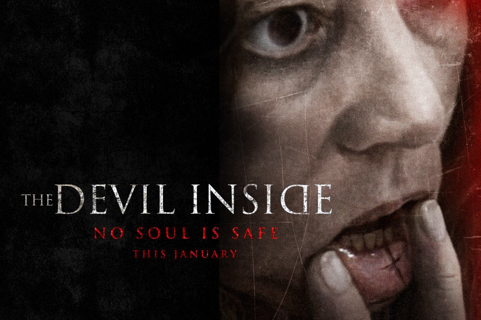 Devil inside teaser trailer for Inside movie