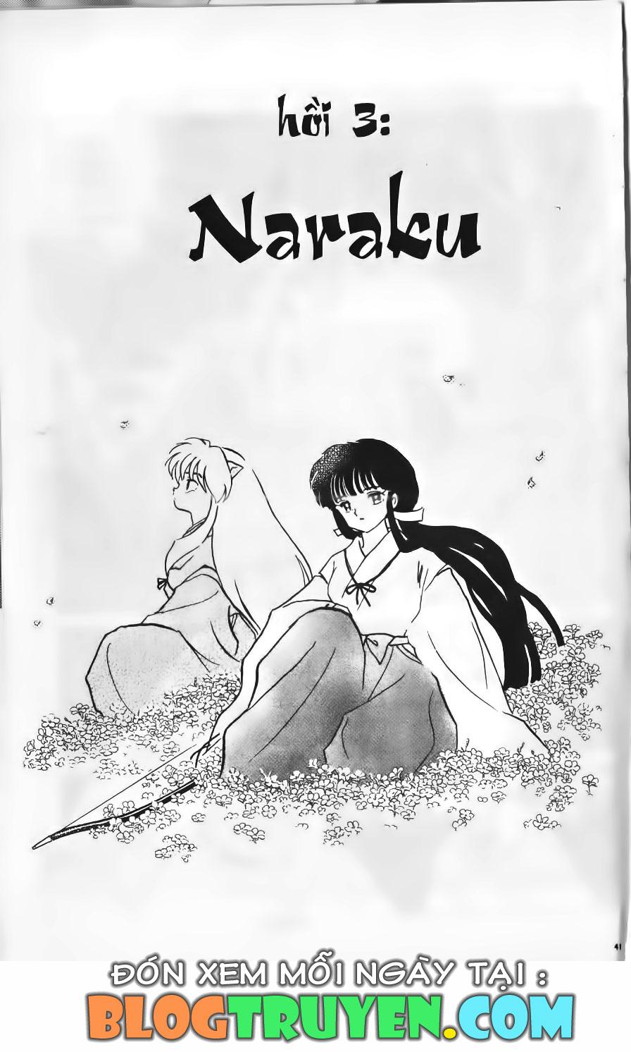 Inuyasha vol 08.3 trang 2