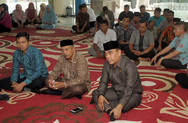DPRK Lakukan Investigasi LPJ Walikota Banda Aceh