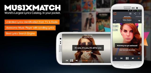 Musixmatch música y letras Premium Musixmatch