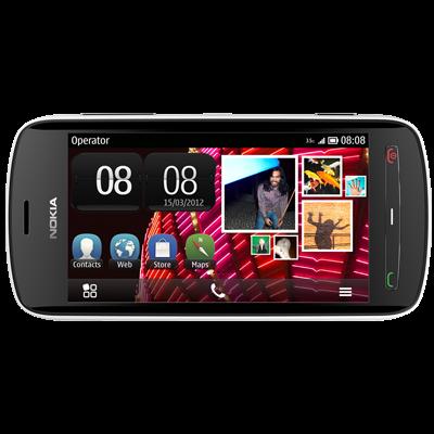 Nokia 808, picture