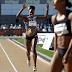 Incredible Track athlete Alysia Montano competes while 5 months pregnant