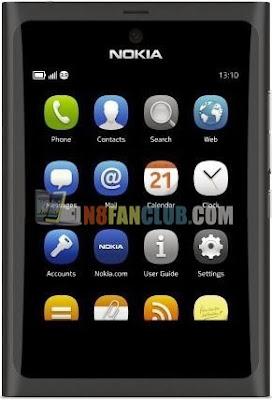 Nokia Asha 508 - Mini Nokia N9