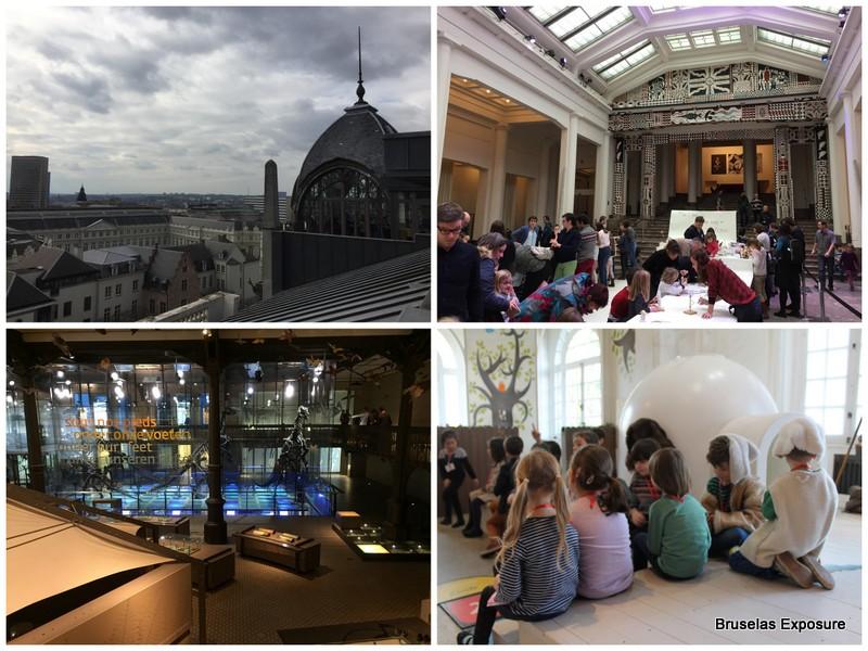 Museos Bruselas