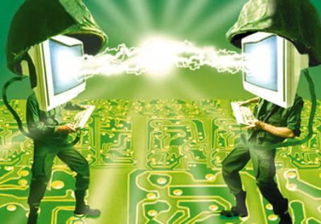 Resultado de imagen para guerra cibernética