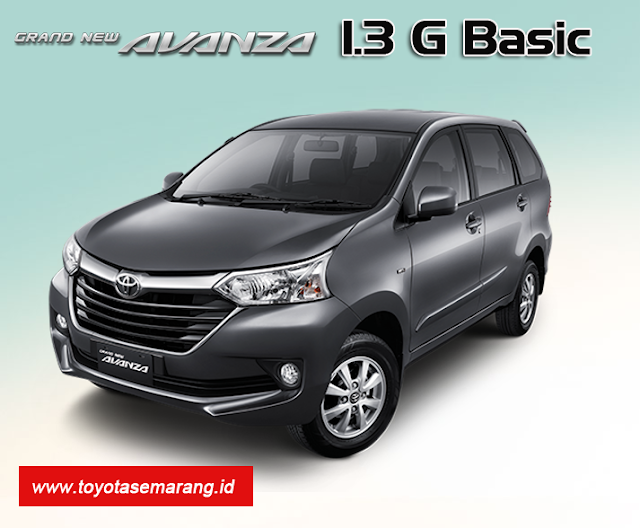 Grand New Avanza G Luxury Toyota Yaris Hatchback Trd Perbedaan 1 3 Dengan Basic