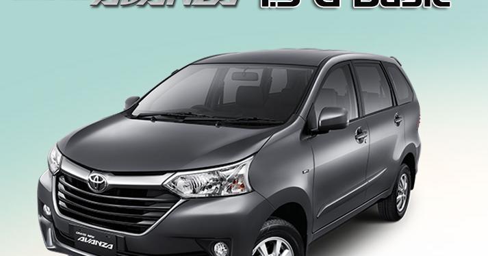Grand New Avanza 2016 Type G 2007 Toyota Yaris Trd Parts Perbedaan 1 3 Dengan Basic Nasmoco Semarang