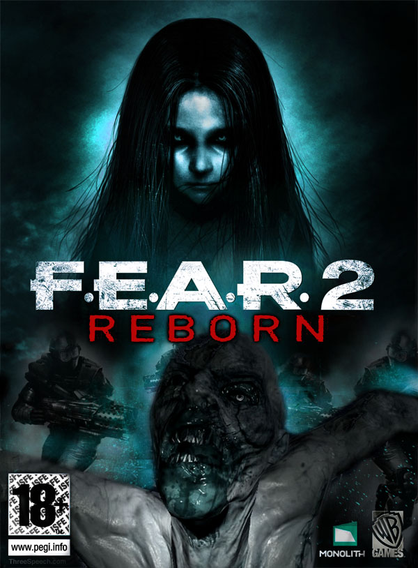 PC - FEAR 2: REBORN [EXPANÇÃO]