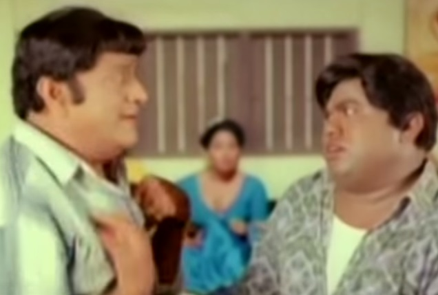 Venniradai Moorthy Comedy | Tamil Rare Funny Video