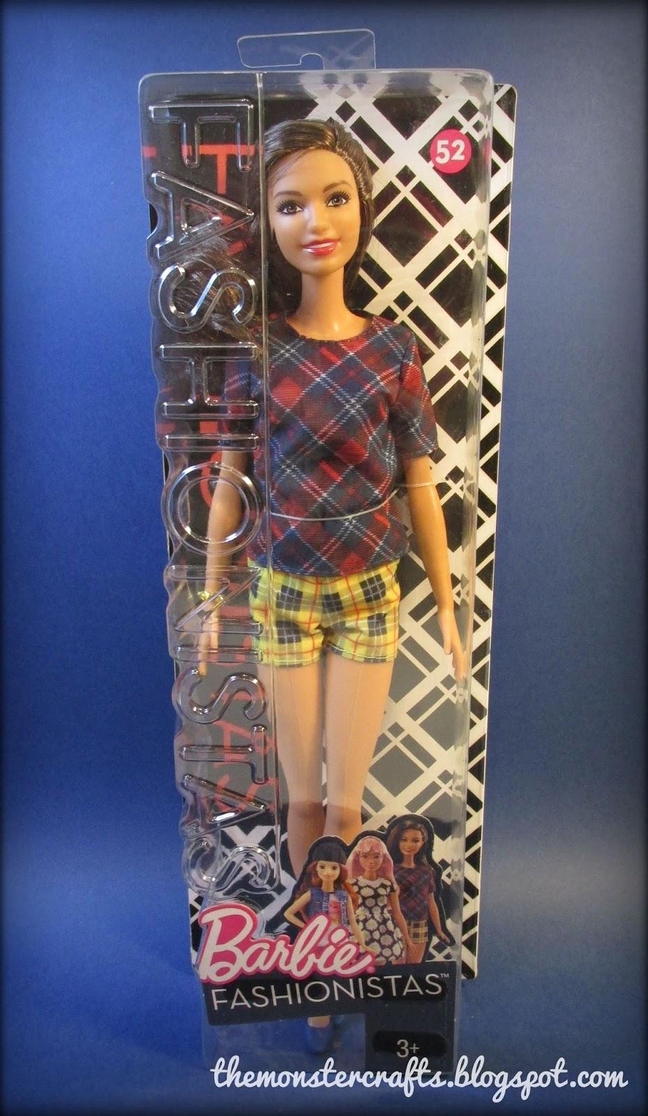 Doll Review: Barbie Fashionistas Tall