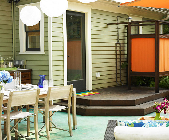 New Home Interior Design Outdoor Room Decorating Ideas
