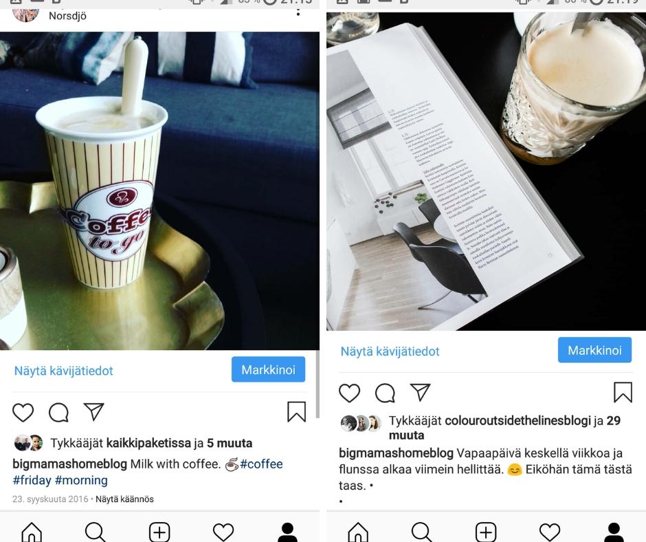 insta, instagram, ig, valokuvaus, ennen ja nyt,