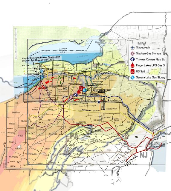 BillHustonBlog: Various Pipeline Maps