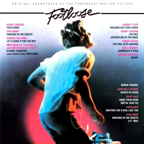 2011 Footloose Photoshop Design