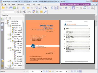 تحميل برنامج Foxit Reader لقراءة ملفات PDF 2018 برابط مباشر