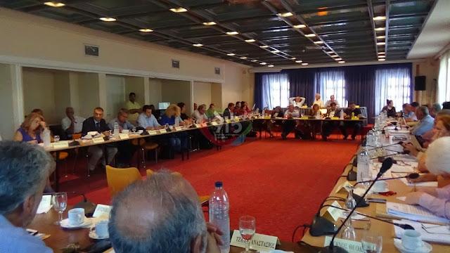 Ψήφισμα του Περιφερειακού Συμβουλίου Πελοποννήσου για τις υποκλοπές στη Π.Ε. Μεσσηνίας