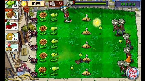 PVZ The Game For Proffesionals