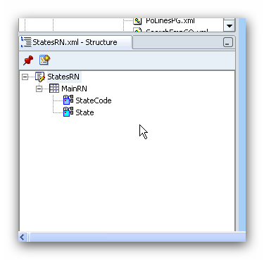 Oracle Applications Insight: How to create a external Lov region for