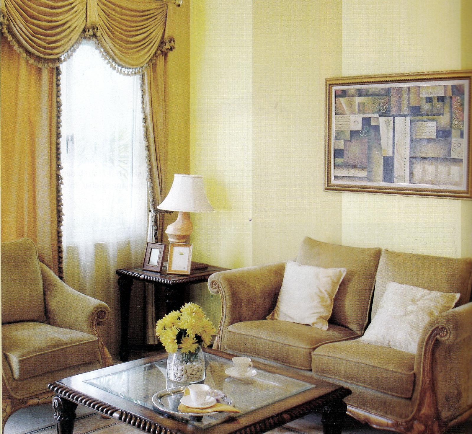 Ruang Tamu Kecil Sederhana & Tips Menata Ruang Tamu Kecil dan Sempit - Rumah