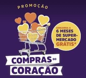 Cadastrar Promoção Arroz Emoções 2018 Compras do Coração Supermercado Grátis