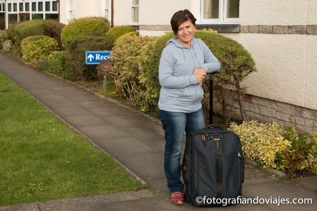 Como elegir maleta de viaje
