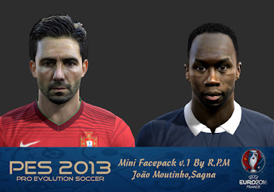Pes 2013 Mini Facepack V.1 By R.P.M