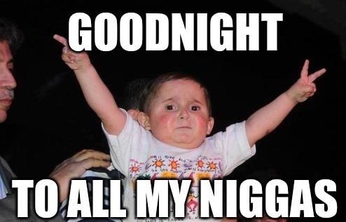 Funny Good Night Meme, Image, Wallpaper
