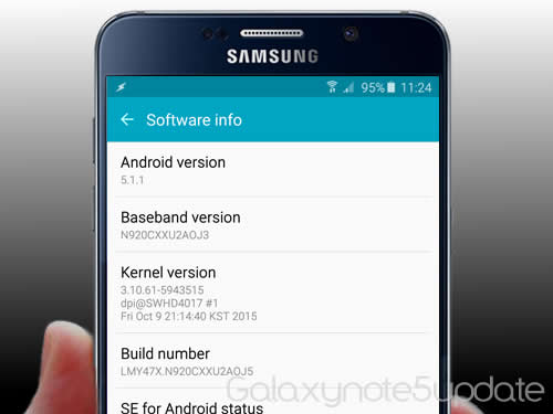 Galaxy Note 5 SM-N920C Stock Firmware (Europe, Africa