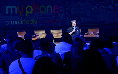 MyPhone Is Now A Multimedia Company; To Provide Apps, Contents and Services for the Filipinos