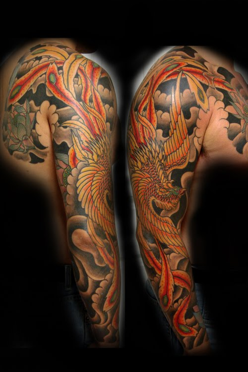 tattoo designs phoenix 04 | The Collectioner