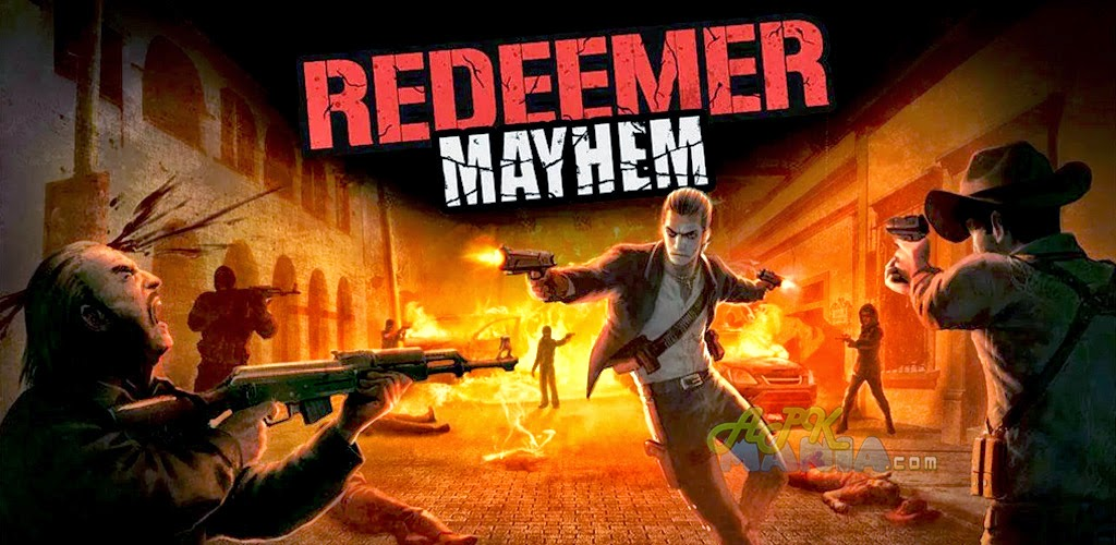 Download Redeemer: Mayhem