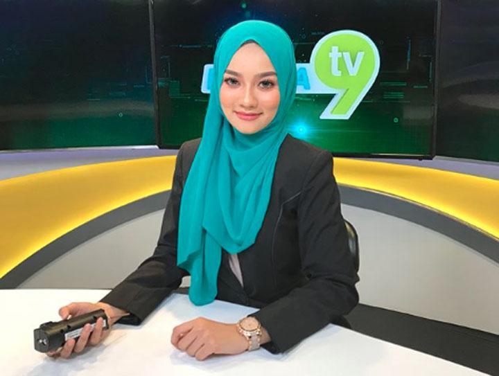Hawa Rizwana, Iras Neelofa Pembaca Berita TV9 Baru