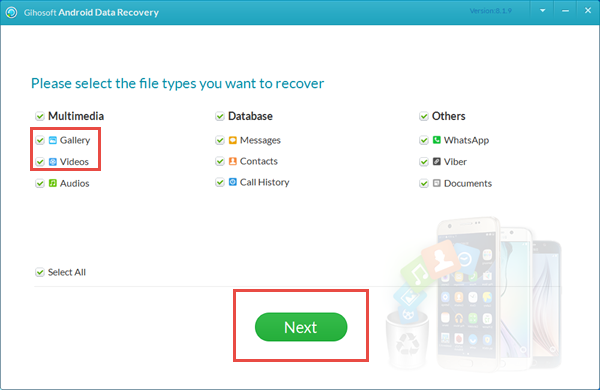 Android Phone Data Recovery: How to Recover Deleted Photos & Videos