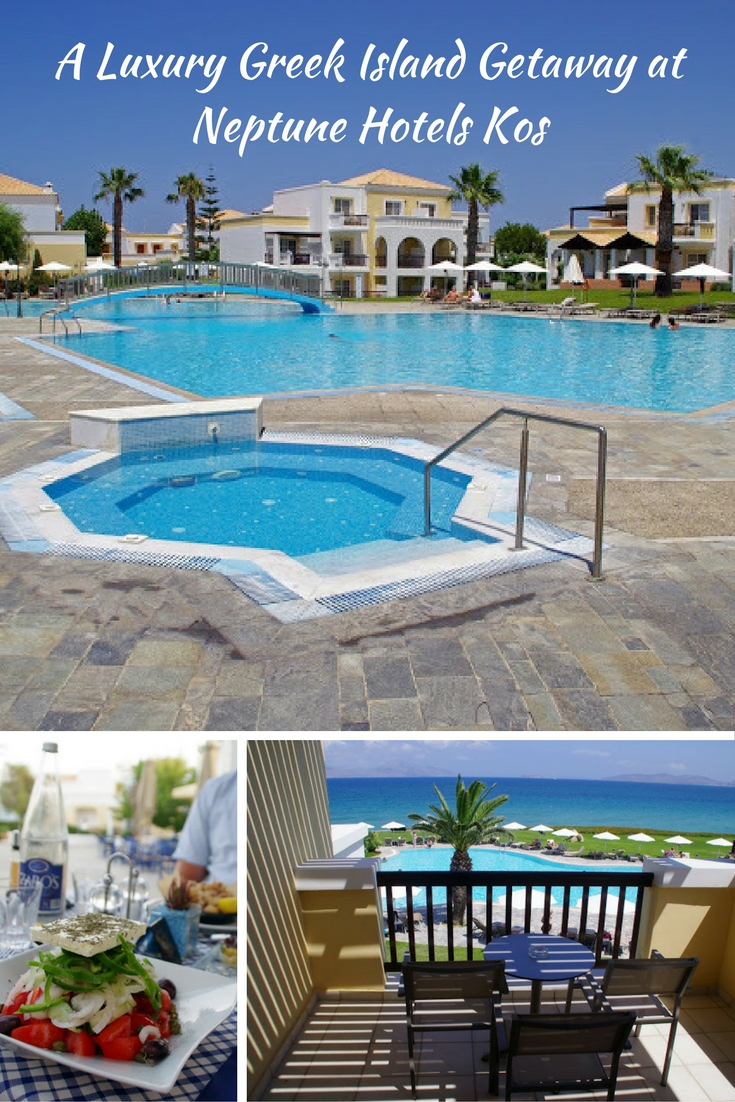A Luxury Greek Island Getaway at Neptune Hotels Kos