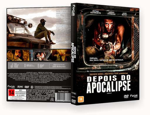 DEPOIS DO APOCALIPSE DVD-R AUTORADO