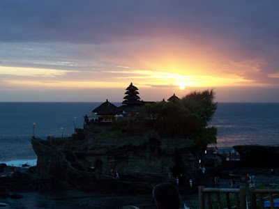 Top 10 Tourist Attractions in Indonesia Pura Tanah Lot