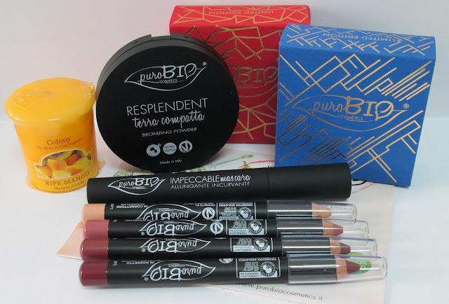 """Mis Nuevos Productos de Maquillaje Natural """"PuroBio"""" (Sensako)"""