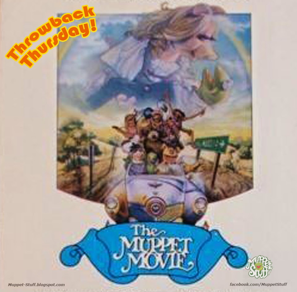 Muppet Stuff: Throwback Thursday: Original Muppet Movie VHS!The Muppet Movie Vhs