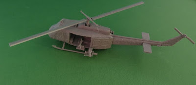 American Bell UH-1H Iroquois Helicopter picture 3
