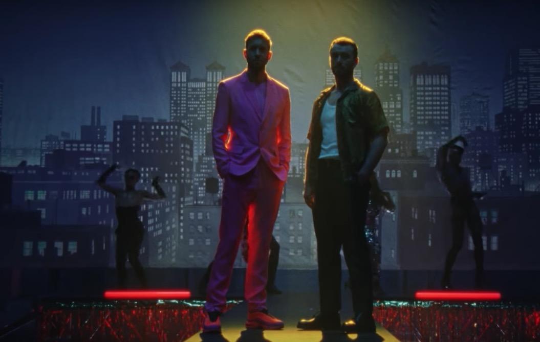 Calvin Harris & Sam Smith - Promises - homosaatio