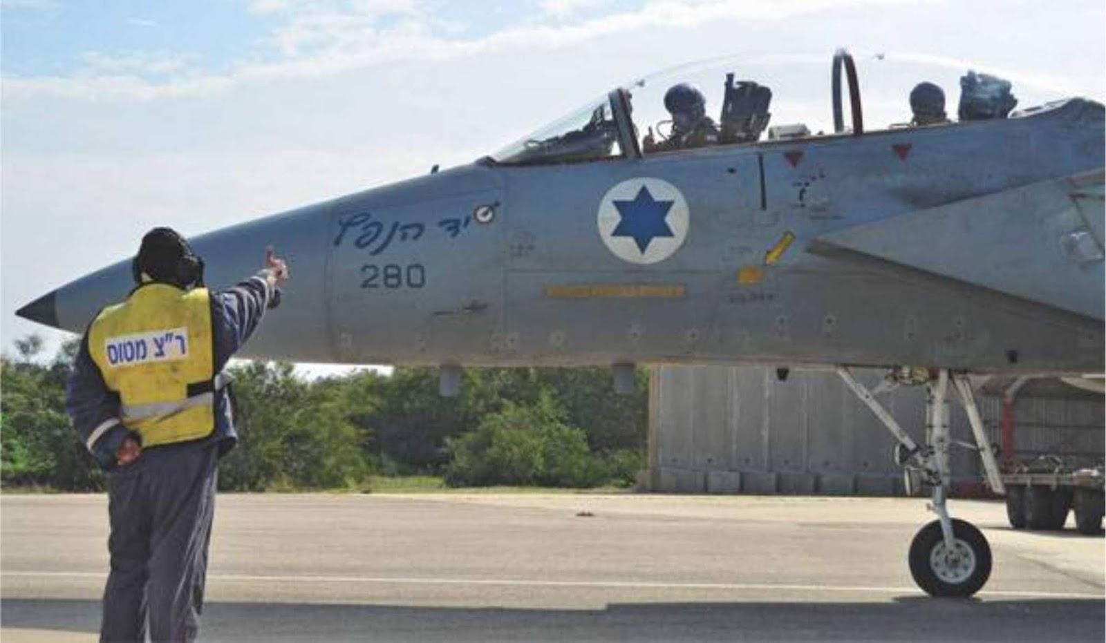 Israel menyerang sasaran militer di kamp Hamas di Jalur Gaza