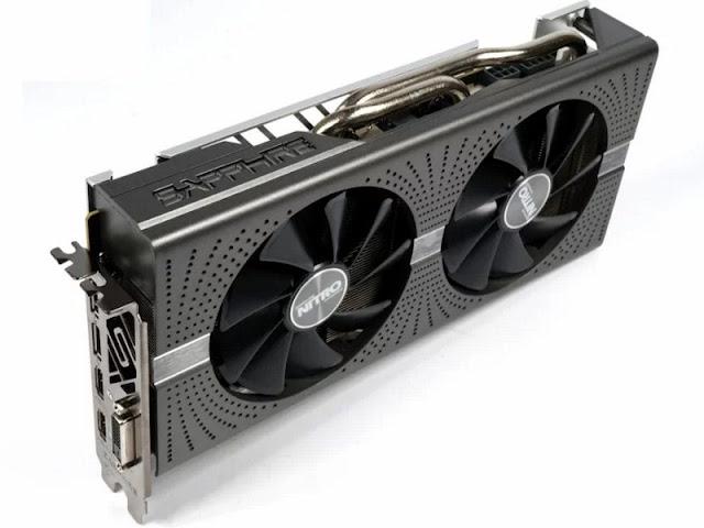 VGA Terbaik untuk Mining - AMD Radeon RX 580