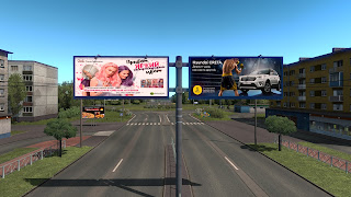 ets 2 real advertisements screenshots 21, baltic