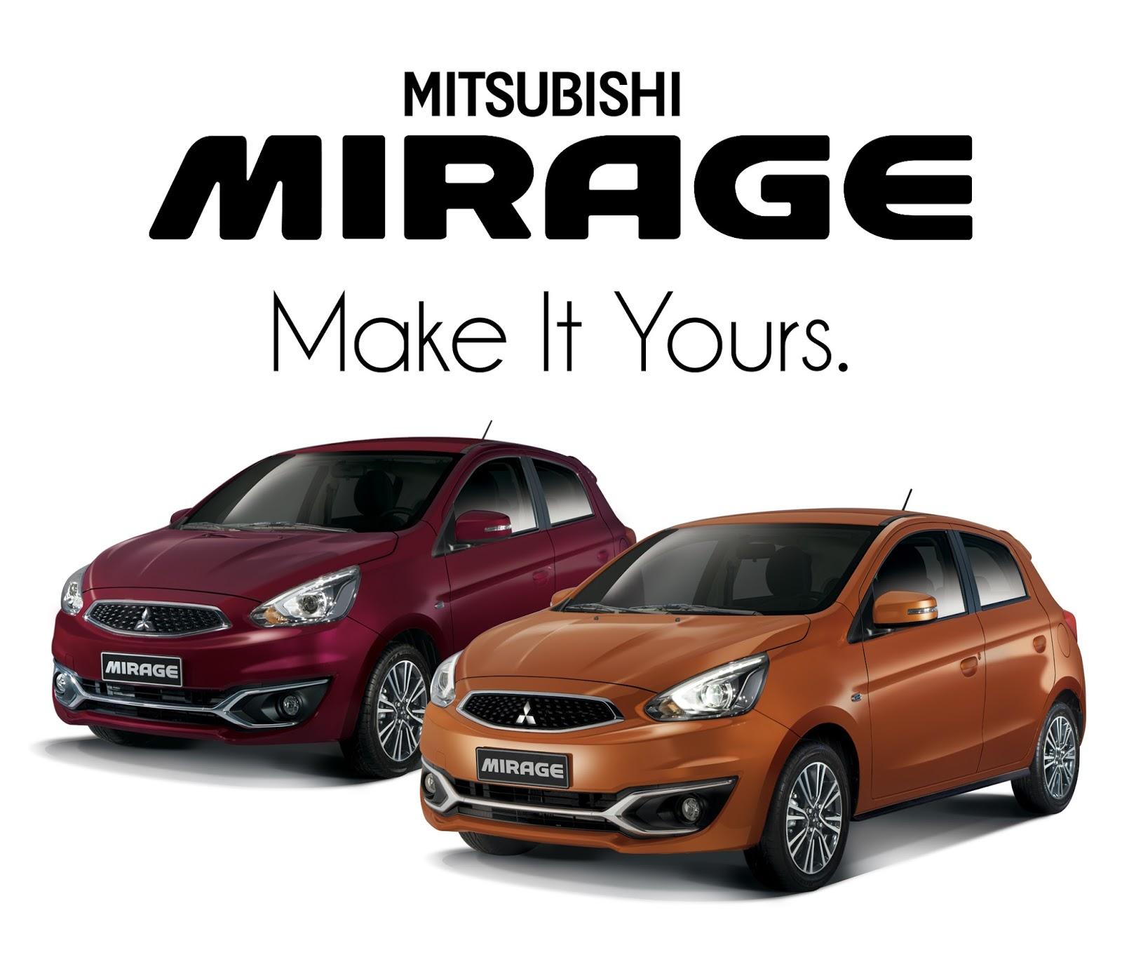 2016 Mitsubishi Mirage