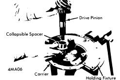 Mazda 1968-74 Models Drive Axles Repair Manual Auto Motive