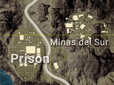 Top 3 Loot Locations Miramar Map | Best Place to Land in Pubg Mobile