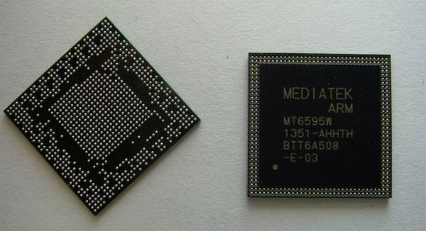 MediaTek Segera Luncurkan Chip Octa-Core MT6595