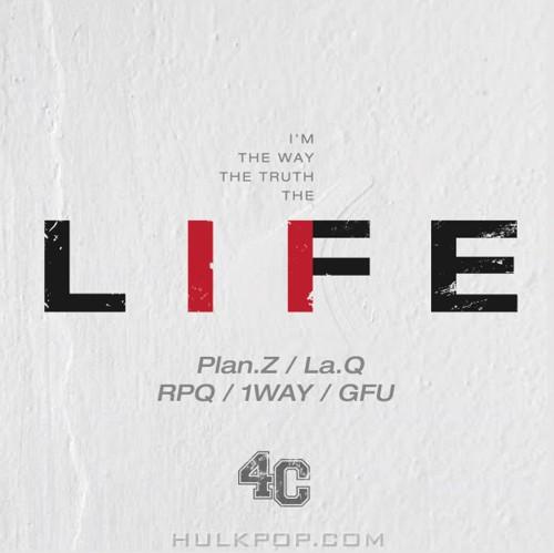4CHRIST – LIFE – Single