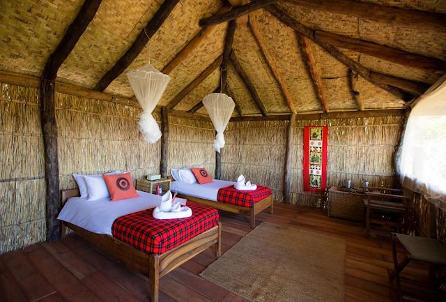Мусекезе Кемп Замбия   Musekese Camp, Kafue National Park< Zambia